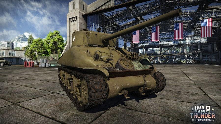 какие танки лучше качать в war thunder