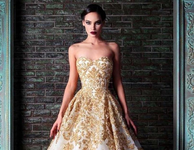 6c66c78c1a6 Красивые фасоны длинных платьев. Какие бывают фасоны вечерних платьев